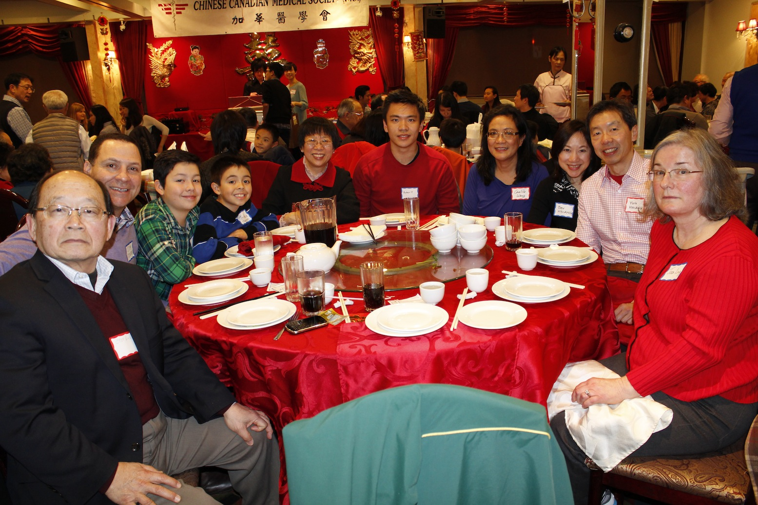 chinese new year dinner a good time - Chinese New Year Dinner